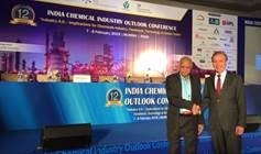 ICTA explains its goals at Indian chemical conference