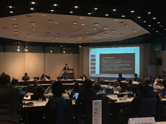 ICTA participates in workshop on Global Chemical Outlook II