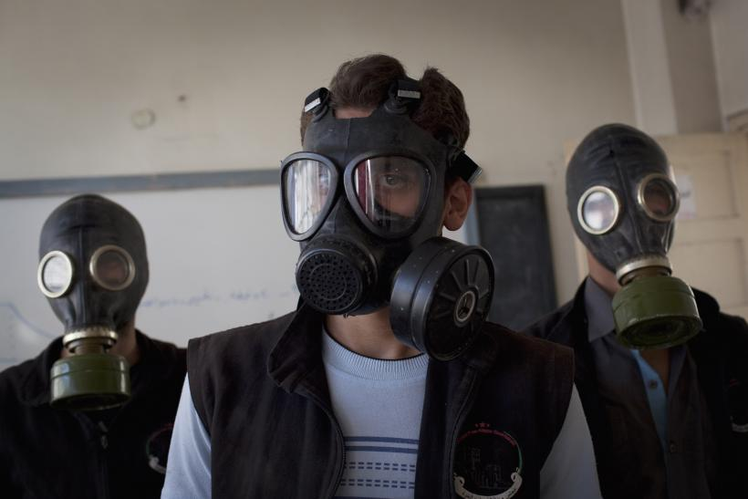 OPCW shifts focus to countering chemical terrorism